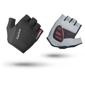 GripGrab EasyRider Short Cycling Gloves Black